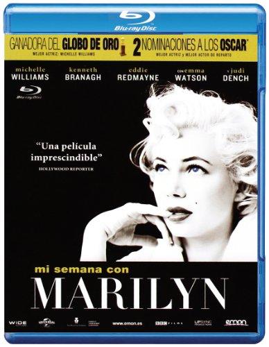 Mi Semana Con Marilyn [Blu-ray]