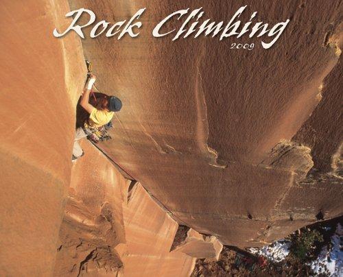 Rock Climbing 2009 Calendar