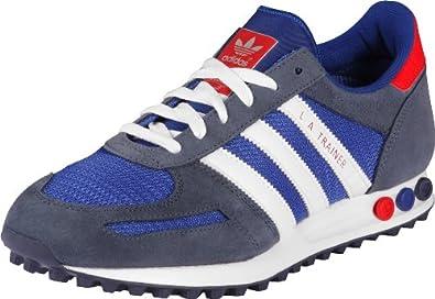 adidas la trainer azzurre