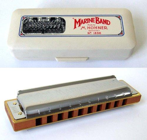 HOHNER/ホーナー ブルースハープ マリンバンドクラシック 1896/20CL key:C