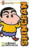 Shin-chan, Tome 1, 2, 3 : Coffret en 3 volumes par Usui