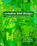 Creative HTML Design with CDROM (1562057049) by Weinman, Lynda
