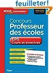 Concours Professeur des �coles - EPS...