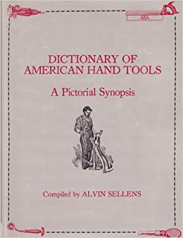 dictionary of american hand tools pdf