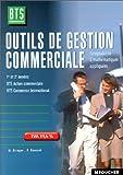echange, troc Bringer, Roussel - Outils de gestion commerciale, comptabilité et math appliquées, BTS action commerciale INT