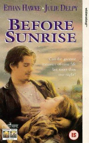 Before Sunrise [UK-Import] [VHS]