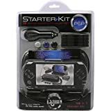 PSP Starter Kit 15 In 1 Black ~ DreamGEAR