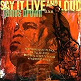 Say It Live And Loud: Live In Dallas 08.26.68�W�F�[���X�E�u���E���ɂ��