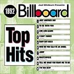 Billboard Top Hits 1992
