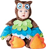 InCharacter Costumes, LLC What A Hoot, Brown/Multi, 6 to 12 months