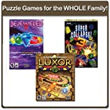 Mumbo Jumbo Challenging Puzzle Computer Games for The Whole Family (Bejeweled 2 Super Collapse 3 Luxor)