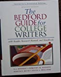 img - for Bedford Guide for College Writers 7e 2-in-1 & i-claim book / textbook / text book