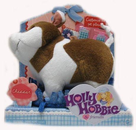 holly-hobbie-friends-cheddar-stuffed-pig-by-mattel