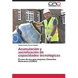 Acumulación y socialización de capacidades tecnológicas: El caso de una gran empresa: Cementos Mexicanos (CEMEX...