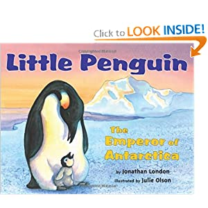 Little Penguin: The Emperor of Antarctica