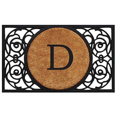 Home & More 180031830D Armada Circle Doormat, 18