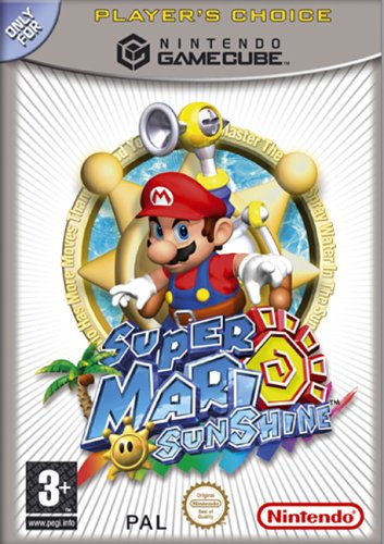 Super Mario Sunshine (Player's Choice GameCube)