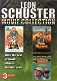 Leon Schuster Movie Collection [ Panic Mechanic / Sweet 'n Short / There's A Zulu In My Stoep ] [DVD]