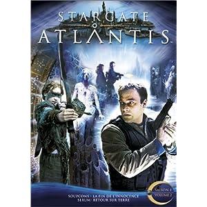 Stargate Atlantis - Saison 1, Volume 2
