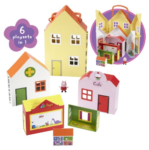 Peppa Pig Peppa's World of Playset