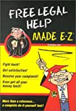 Free Legal Help Made E-Z (Made E-Z Guides) (1563824582) by Lesko, Matthew