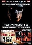 echange, troc Terminator 3 - Édition Collector 2 DVD / Mission Alcatraz - Bipack 3 DVD