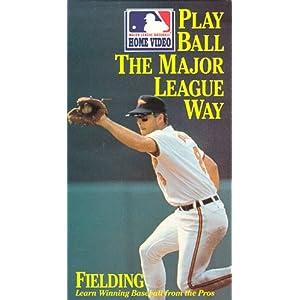 Play Ball The Major League Way : Fielding movie
