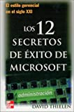 img - for Los 12 Secretos De  xito De Microsoft book / textbook / text book
