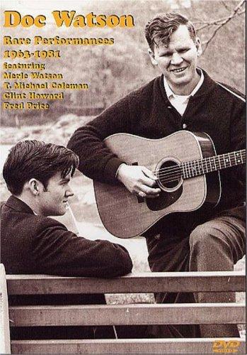 Doc Watson - Rare Performances : 1963-1981 [1995] [DVD]