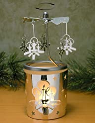 Spinning Christmas Candles Candle Hol…