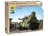 1/100 アメリカ中戦車 M3 リー