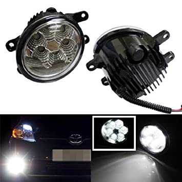 1PCS LH Fog light lamp cover foglight case for Lexus ES350 2013