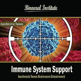 Immune System Support: Isochronic Tones Brainwave Entrainment
