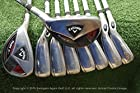 Callaway Razr X Hl Left-Handed Iron Set Graphite & Steel Regular