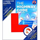 The Highway Code and L Plate Starter Pack 2004by Driving Standards Agency