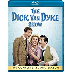 The Dick Van Dyke Show: Season 2 [Blu-ray]