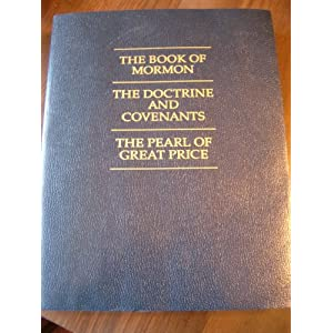 Amazon.com: The Book of Mormon, the Doctrine and Covenants, the ...