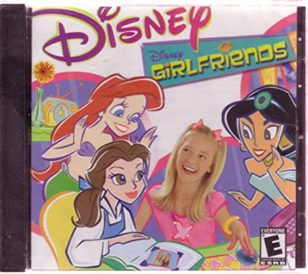 Disney's Girlfriends (Jewel Case)