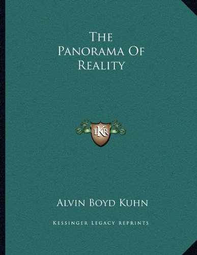 The Panorama of Reality
