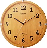 CITIZEN 電波木枠掛時計 シンプルモードアーク 8MYA14-007 8MYA14-007