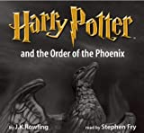 Harry Potter and the Order of the Phoenix (Book 5 - Unabridged Audio CD Set - Adult Edition)