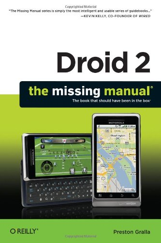 Droid 2: The Missing Manual (Missing Manuals) (Android Programming Online Shop compare prices)