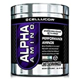 Cellucor Alpha Amino Supplement, Watermelon, 30 Count, Net Wt. 13.3 Oz ~ Cellucor