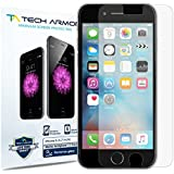 iPhone 6S Screen Protector, Tech Armor Apple iPhone 6 (4.7 inch ONLY) Anti-Glare/Anti-Fingerprint Screen Protectors - [3-Pack] Lifetime Warranty