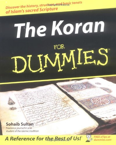 The Koran For Dummies front-679564