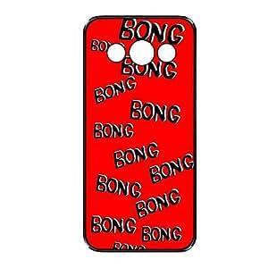 Vibhar printed case back cover for Samsung Galaxy J1 ManyBong