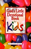 God's Little Devotional Books for Kids
