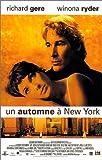 echange, troc Un automne à New York [VHS]