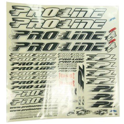 Proline Decal Sheet - 1
