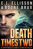 img - for Death Times Two: Novella (The V V Inn) book / textbook / text book